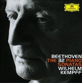 Beethoven: The 32 Piano Sonatas by Wilhelm Kempff (B001CGJ3QS) | Amazon Products