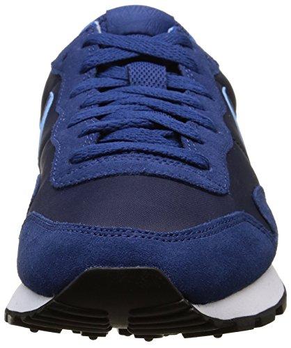 Nike Air Pegasus 83, Entraînement de course homme Bleu - Negro / Azul (Obsidian / Unvrsty Blue-Insgn Bl)