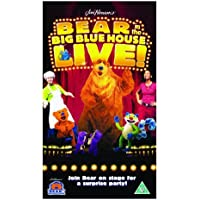 Bear In The Big Blue House: Live Tour