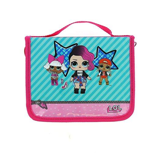L.O.L. Surprise! - ! Estuche Escolar para Niñas Muñecas LOL Kit Cole para Niña Material Escolar Edición Limitada