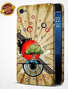 alDivo Premium Quality Printed Mobile Back Cover For Apple iPhone 4 / Apple iPhone 4 Back Cover (MKD098)