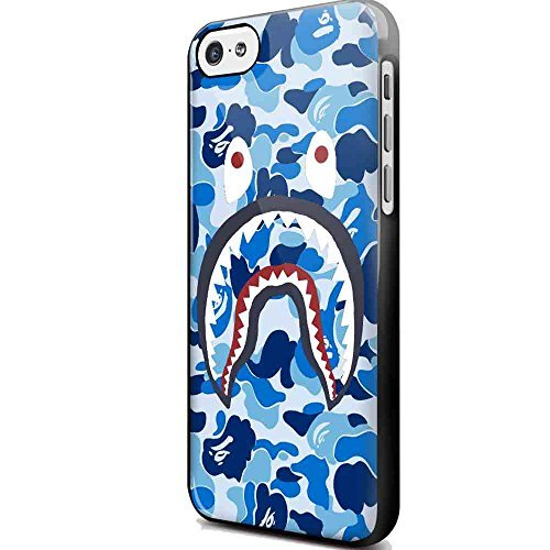 a-bathing-ape-blue-shark-for-iphone-and-samsung-galaxy-case-hulle-iphone-5-5s-black