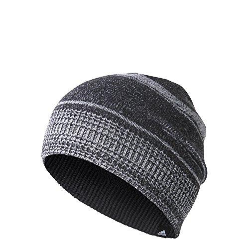 adidas Damen Classic Beanie Reversible Mütze, Black/White, OSFY Preisvergleich