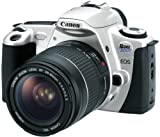 Canon EOS Rebel 2000 35mm Film SLR-Kamera-Kit mit 28-80mm Objektiv Silber-