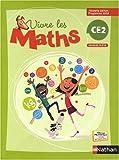 Image de Vivre les maths CE2, Manuel : Programme 2008