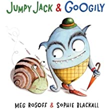 Jumpy Jack & Googily (Hardback) - Common