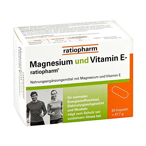Magnesium Und Vitamin E r 60 stk
