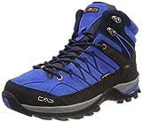 CMP Campagnolo Herren Rigel Trekking-& Wanderstiefel, Blau (Zaffiro-Antracite), 44 EU