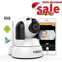 FREDI Baby Monitor IP WiFi P2P Cámara de Vigilancia