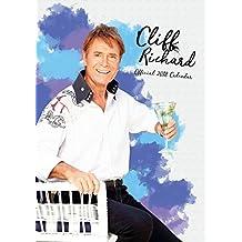 Cliff Richard Official 2018 Calendar - A3 Poster Format (Calendar 2018)