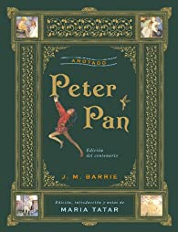 Peter Pan anotado par Barrie
