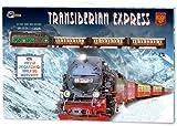 Pequetran 450 - Trenino Elettrico Transiberiano Espresso - Giocattolo - PEQUETREN - amazon.it