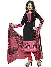 Cotton Dress Material(Dealsure women's Cotton Dress Material)