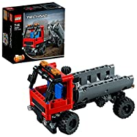 LEGO UK - 42084 Technic Hook Loader Advanced Building Set