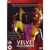 Velvet Goldmine [DVD] by Jonathan Rhys Myers