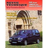 Revue technique automobile, numéro 855.9 : Fiat Ulysse – Lancia Zeta