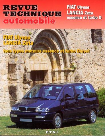 Rta 855.9 Fiat Ulysse/Lancia Zeta 95-98 por Etai