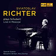Richter Plays Schubert (Live in Moscow)