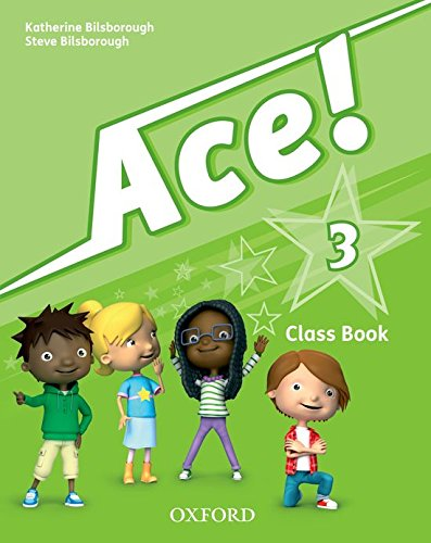 Pack Ace! 3. Class Book And Songs + CD - 9780194007689