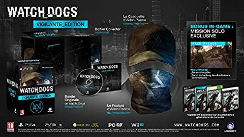 Watch Dogs Xbox - Watch Dogs - VIgilante