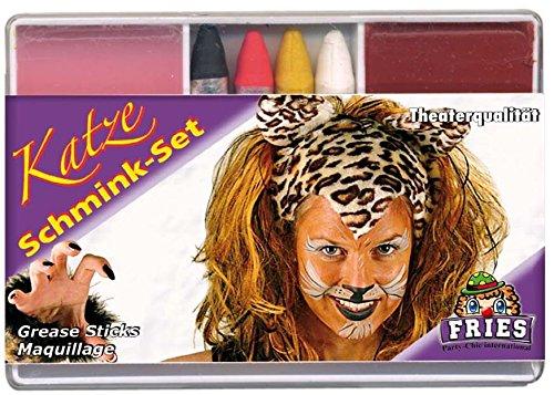 et Carnaval Kit de maquillage, pour divers motifs