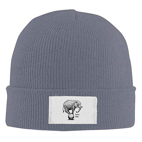 Ivory Ella Beanie Hats Cool Wool Street Dancing Flat Brim Flat Brim Fitted Wool Cap