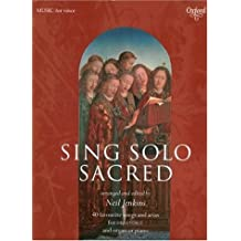 Sing Solo Sacred: High Voice