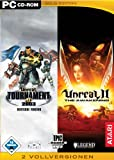 Unreal Gold Edition (Unreal Tournament 2003 + Unreal 2)