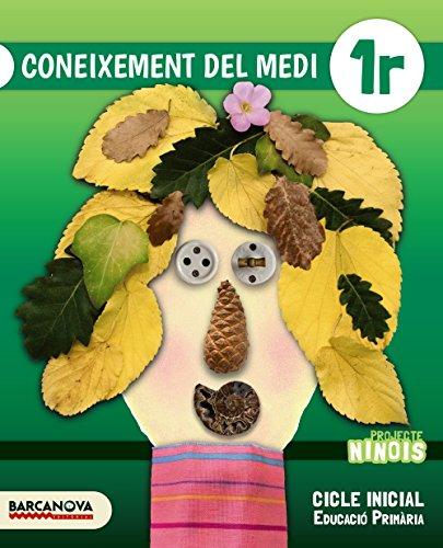 Ninois 1r ci coneixement del medi llibre de l ' alumne (materials educatius - cicle inicial - coneixement del medi)