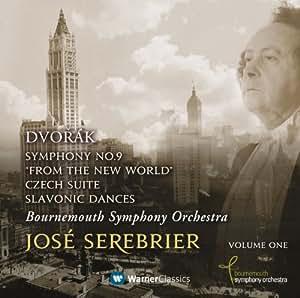 """Dvorak : Symphony n° 9 """"Du Nouveau Monde - Suite tchèque"""
