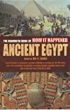 The Mammoth Book of How it Happened: Ancient Egypt (MBO HiH)