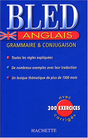 Bled : Anglais, édition 2004 par B. Lallement