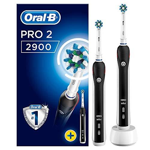 Oral-B PRO 2 2900 Elektrische Zahnbürste