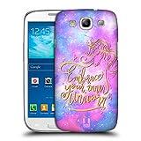 Head Case Designs Umarmen Einhoerner Und Galaxie Ruckseite Hülle für Samsung Galaxy S3 III I9300