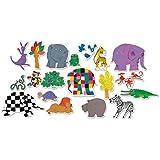 Elmer el elefante - Magnets (Vilac 5923)