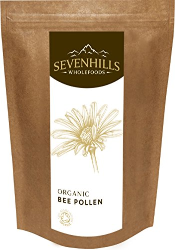 Sevenhills Wholefoods Organic Raw Bee Pollen 500g Test