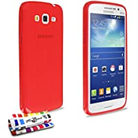 Muzzano F95638 - Funda para Samsung Galaxy Grand 2, color rojo