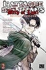 L'Attaque des Titans - Birth of Livaï Edition Couleur T02 par Isayama