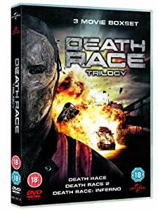 Death Race Trilogy [DVD] [2008]