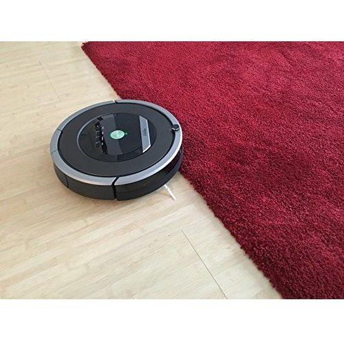 iRobot Roomba 871 - Robot Aspirador con Potente Rendimiento de Limpieza, Sensores de Suciedad Dirt Detect, Todo Tipo de Suelos, Programable, Óptimo para el Pelo de Mascotas, Color Gris