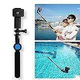 DiCAPac Action DP-1S Selfie Stick mit Bluetooth Auslöser