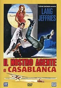 il nostro agente a casablanca /Deux garces pour un tueur import italianne Langue Italienne