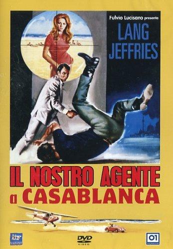 Il nostro agente a Casablanca [IT Import]