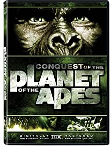 Conquest of the Planet of the Apes [DVD] [1972] [Region 1] [US Import] [NTSC]