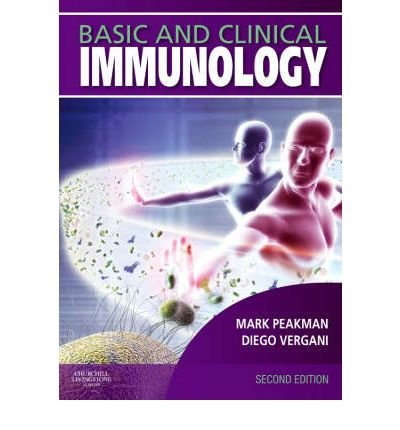 [(Basic and Clinical Immunology: with STUDENT CONSULT Access)] [Author: Mark Peakman] published on (June, 2009)