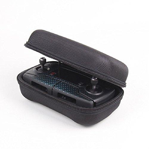 Kingwon Tasche Tragetasche Portable Hard Case für Drohne DJI Mavic Pro / DJI Mavic Air Remote Controller,Schwarz (Spielzeug Predator-drohne)