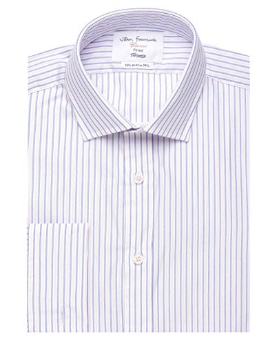 tmlewin-chemise-casual-a-rayures-col-chemise-classique-manches-longues-homme-multicolore-blau-rosa