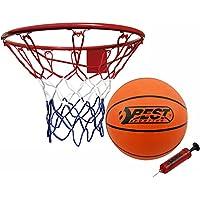 BONUS ET SALVUS TIBI (BEST) Best Sporting Juego de Baloncesto, con Cesta de Baloncesto de Baloncesto y Bomba