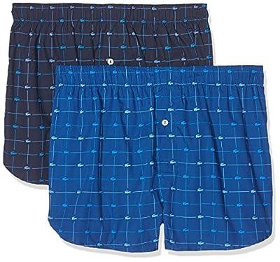 Lacoste Men's Multipack Boxer (2pk) Boxer Shorts