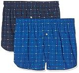 Lacoste Underwear Herren Boxershorts Multipack Boxer (2PK), 2er Pack, Mehrfarbig (Sortiert 1 901), Medium